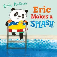 eric makes a splash