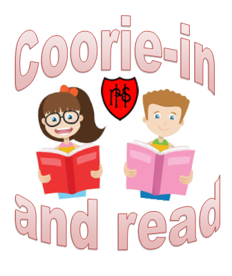HP - Website -Corrie-in and read logo