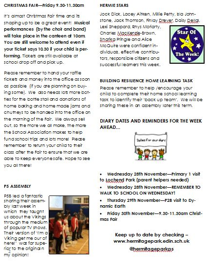 Newsletter - 26.11.18 - Pg2