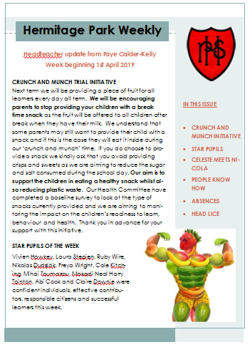 Newsletter 1.4 Pg1